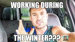 What Do Landscapers Do In the Winter? Besides Plow Snow