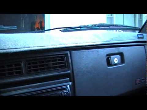 Chevy Fuse Panel Wiring My 1992 Chevrolet S10 Pickup Youtube