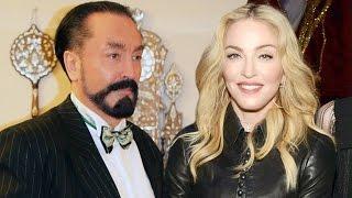 Madonna Adnan Oktar'ın deniz manzaralı evinde kalacak