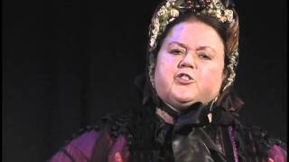 Sally Mummey as Mary Todd Lincoln