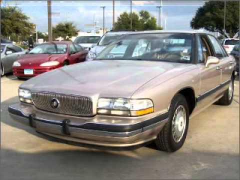 1993 buick lesabre - garland tx - youtube