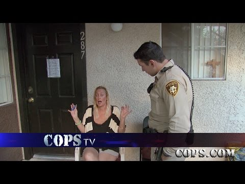 Download Youtube: Potheads v. Pillpoppers, Officer Diasparra, COPS TV SHOW