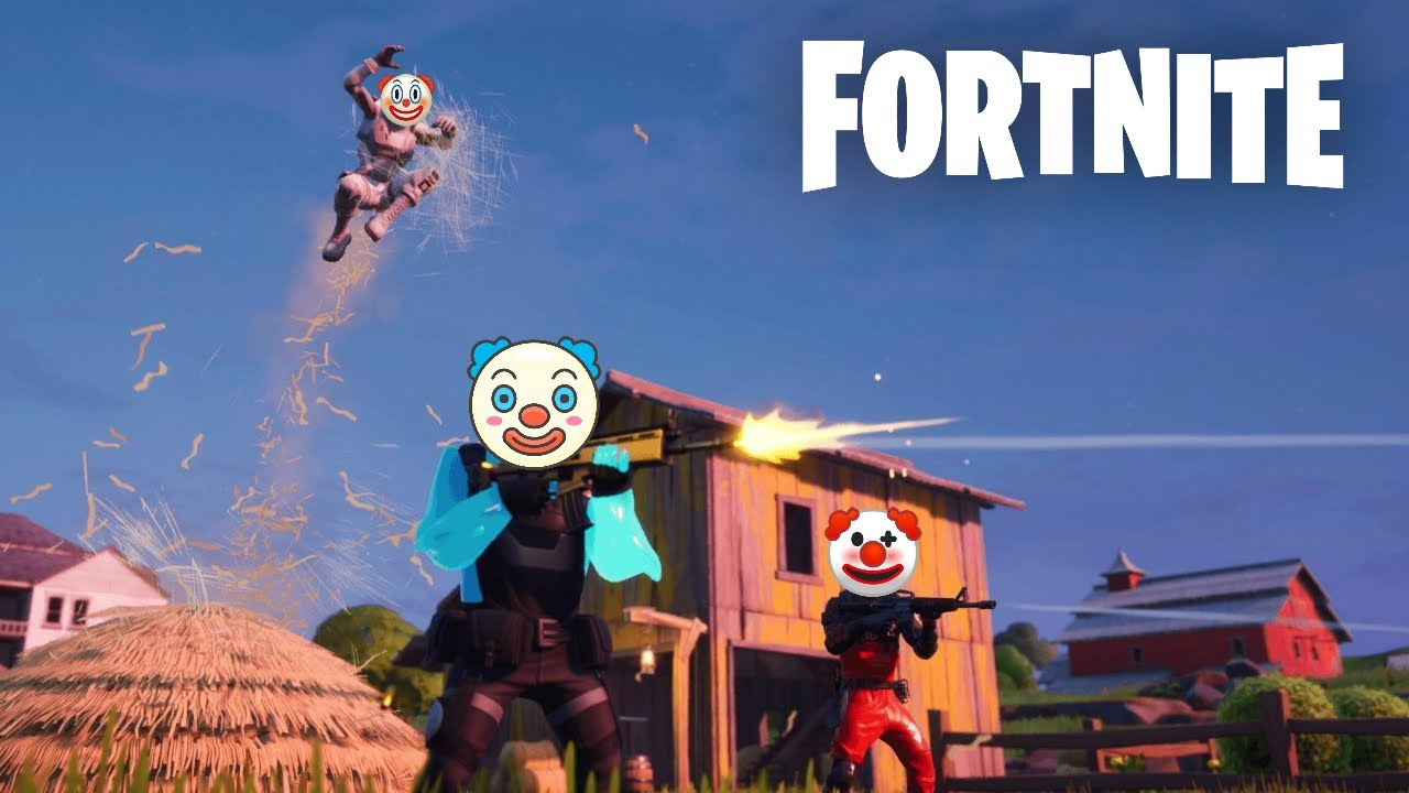 Fortnite takes a turn for the worse