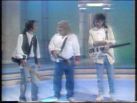 Little and Large - Status Quo Sketch 1991