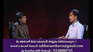 Testimony Of Bro Srinivas Rao| Jesus Is Alive|SubhavaarthA