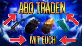 Abotraden | Free weapons + raffle at 100 subscriptions | Fortnite Save the World German Live