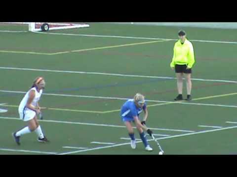 Mercedes Currie Camden Varsity vs RFA Field Hockey 9/28/16 Highlight
