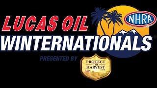2018 NHRA LUCAS OIL WINTERNATS RECAP FROM COMPETITIONPLUS.COM