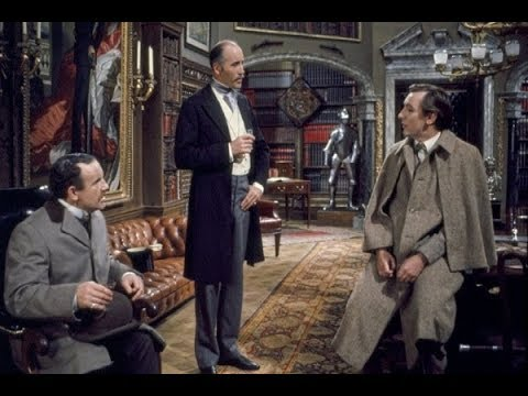 """Download TMBDOS! 177: """"The Spider Woman"""" (1943) & """"The Private Life of Sherlock Holmes"""" (1970)."""