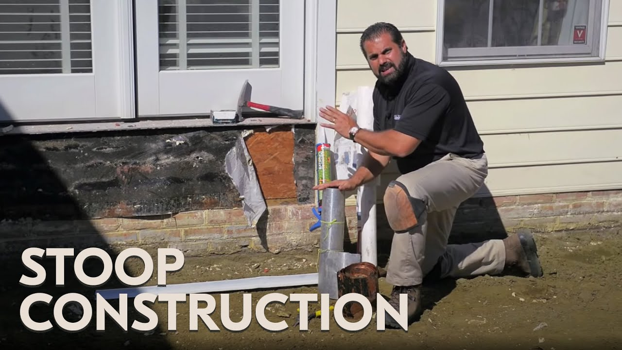 Stoop Construction Youtube