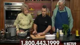 Kcts 9 Cooks Potatoes: Seafood Shepherd's Pie