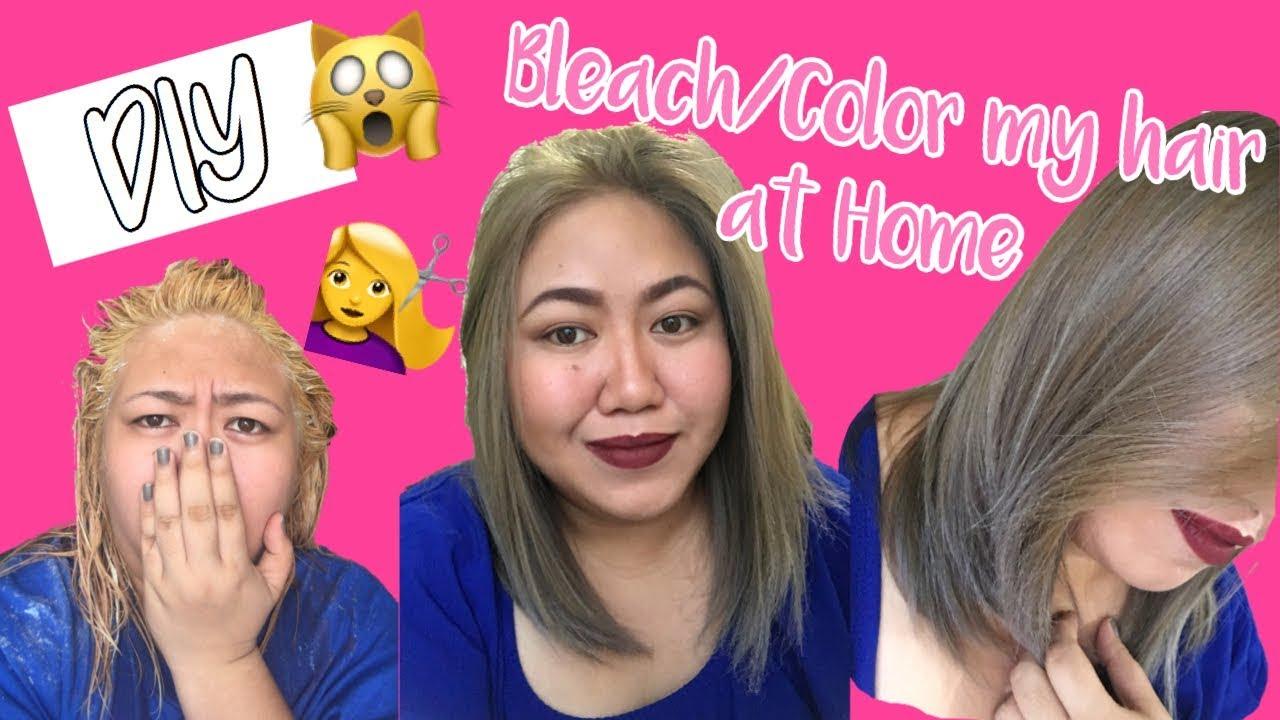 Light Blonde Hair Ash