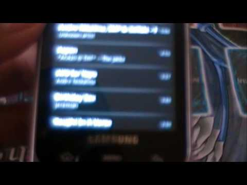 HTC Hero vs Samsung Moment part 2