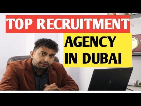 Recruitment agency in Dubai