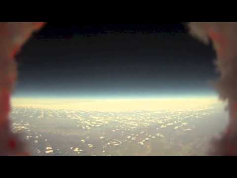 High Altitude Weather Balloon With HD Camera