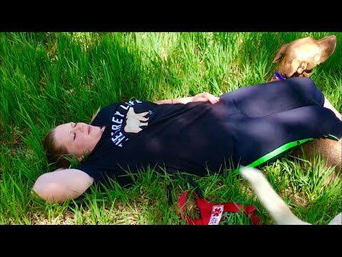 Passing Out/Fainting In The Grass🤕