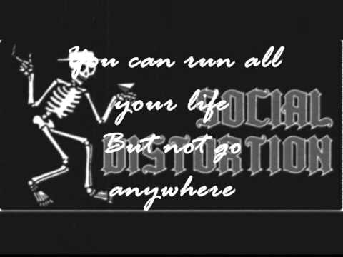 Ball and Chain-Social Distortion Lyrics