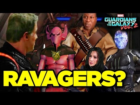 Thumbnail: Guardians of Galaxy Vol. 2 - WHO ARE THE RAVAGERS? (Post-Credit Explained)