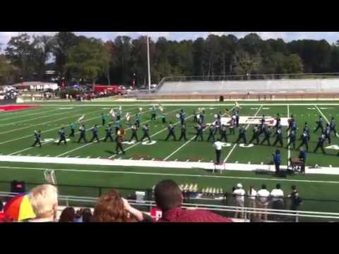 Morton High School Band 2013