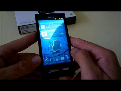 Video recenzija: Sony Xperia P