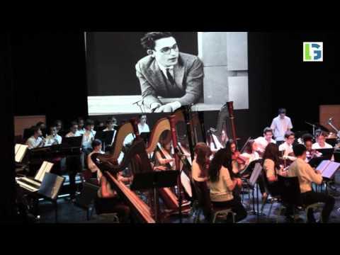 Concert des classes CHAM du collège Edouard Herriot