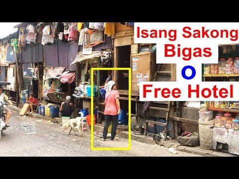 Isang Sakong BIGAS O FREE HOTEL