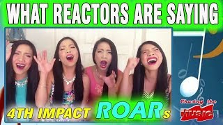 (repost) 4th Impact's first Sofa Cover - Katy Perry's Roar