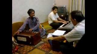 Ikram Mehdi Live Singing Yun Zindagi Ki Rah Main Takra Gya Koi With Mehboob Ashraf