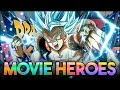 GOGETA BLUE'S CATEGORY? WHAT IS THE FUTURE OF THE MOVIE HERO CATEGORY? (DBZ: Dokkan Battle)