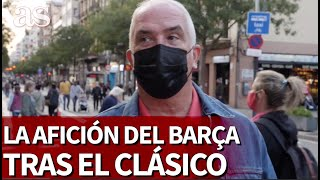 La afición del Barcelona cree que Messi no es el que era: