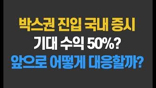 7월 박스권에 진입한 국내 증시 ㅣ 앞으로 어떻게 대응…