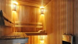 Профессиональная замена электропроводки в бане - результат работы(Показан результат выполнения работ по монтажу электричества. Заказать профессиональные услуги можно в..., 2015-01-05T18:51:50.000Z)