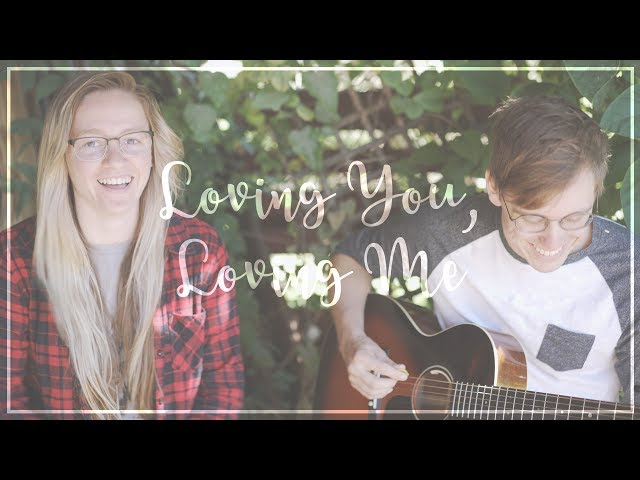 Loving You, Loving Me | Haley Klinkhammer feat. Jordy Searcy (Live + Acoustic)