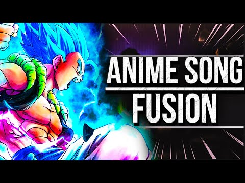 💪 Fusion feat. Lukas Mattioli [Beat by Fifty Vinc] Dragon Ball Song | Musikvideo 💪