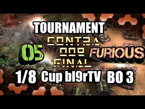 "Турнир ""Cup Bl9rTV"" [Generals Contra 009] 05 Vs Furious 1/8 BO 3"