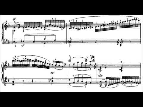 Ludwig van Beethoven  Piano Sonata No 1, Op 2 No 1 Complete Piano Solo