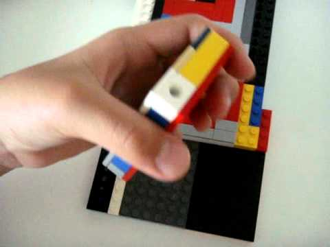 Lego Coin Pusher Part 1 On How To Make It Youtube