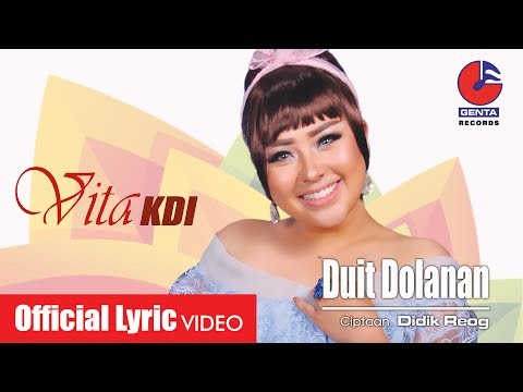 DUIT DOLANAN - VITA KDI feat SUMO (OM. MALIKA) - Official Lyric Video
