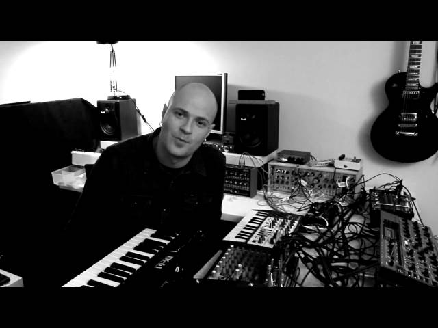Pride and Fall - studio jam session, jan 2016