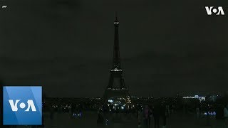 Eiffel Tower Goes Dark in Tribute to New Zealand Mosque Attack Victims