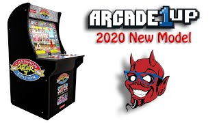 Arcade1up Street Fighter 2 / 2020 Model Review & Compare