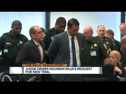 WIOD-AM Local News - Nouman Raja Denied Retrial in Palm Beach Murder