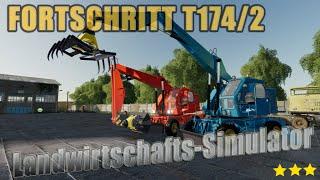 "[""Farming"", ""Simulator"", ""LS19"", ""Modvorstellung"", ""Landwirtschafts-Simulator"", ""LS19 Modvorstellung Landwirtschafts-Simulator :FORTSCHRITT T174/2 V2.0"", ""FORTSCHRITT T174/2"", ""T 174 2"", ""ddr bagger t 174""]"