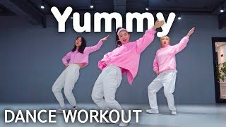 Download lagu [Dance Workout] Justin Bieber - Yummy | MYLEE Cardio Dance Workout, Dance Fitness