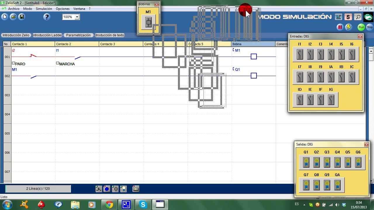 Tutorial zelio soft 2 simulation youtube.