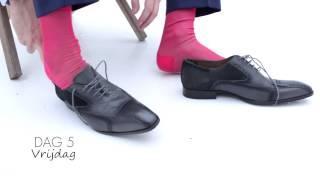 Jac Hensen: Één week, 7 paar sokken!