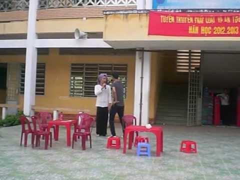 Tiểu phẩm: Bóng Ma Học Đường - Chi Đoàn 12A5 Trường THPT Cây Dương