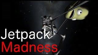 Kerbal Space Program: Jetpack Madness