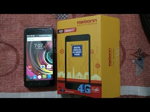 Karbonn K9 smart 4G|| unboxing|| Do like II marshmallow,subscribe channel n like