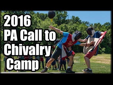 2016 Pennsylvania Call to Chivalry Camp